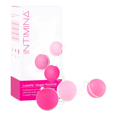 Intimina Laselle Routine Pelvic Exercisers Set