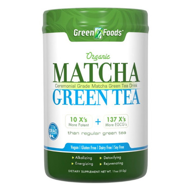 Green Foods Matcha Green Tea