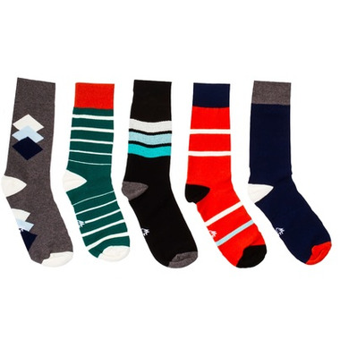 Drake General Store Work Week Sock Pack Mens