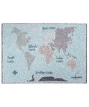 Lorena Canals Vintage Map Rug