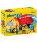 Playmobil 1.2.3. Dump Truck