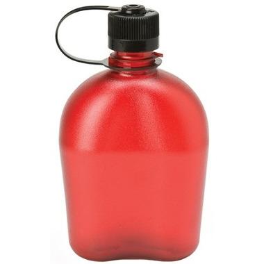 Nalgene 32 Ounce Tritan Oasis Canteen Red