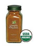 Simply Organic Ground Turmeric Root