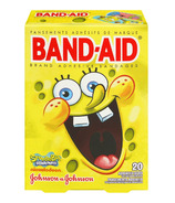 Band-Aid SpongeBob SquarePants Bandages
