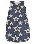 Perlimpinpin Chenille Sleep Bag Navy Stars