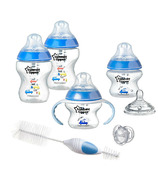 Tommee Tippee Closer to Nature Newborn Blue Starter Set
