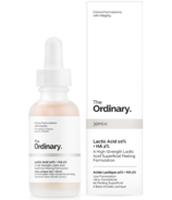 The Ordinary Lactic Acid 10% + Hyaluronic Acid 2%