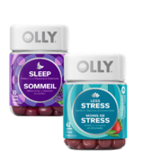 OLLY Stress + Sleep Bundle