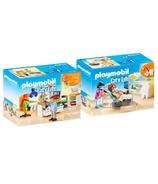 Playmobil Eye Doctor & Dentist Bundle