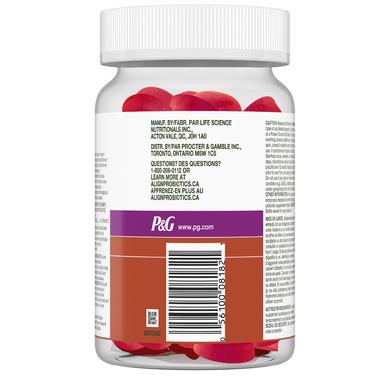 Align Probiotic Strawberry Flavour Gummies