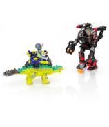 Playmobil saichania : L'invasion du robot