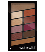 Wet n Wild Color Icon 10 Pan Eyeshadow Palette Rose in the Air