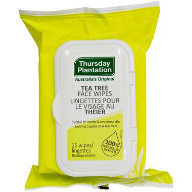 Thursday Plantation Tea Tree Face Wipes
