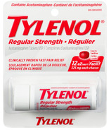 Tylenol Regular Strength eZTabs Travel Size