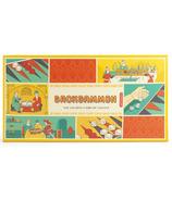 Kikkerland Backgammon Set
