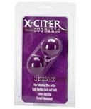 BMS X-Citer Vibratone Duo-Balls