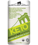 Brooklyn Born Chocolate Mint Cacao Nibs Keto Chocolate