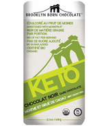 Brooklyn Born Chocolate Mint Cacao Nibs Keto Chocolate