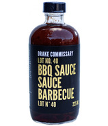 Drake Commissary Lot No. 40 BBQ Sauce