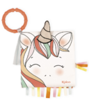 Kaloo The Happy Unicorn Soft Activity Book