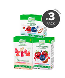Mrs J's Fruit Snack Variety Bundle