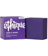 Ethique Tone it Down Purple Solid Shampoo