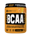 NUTRAPHASE Clean BCAA Orange