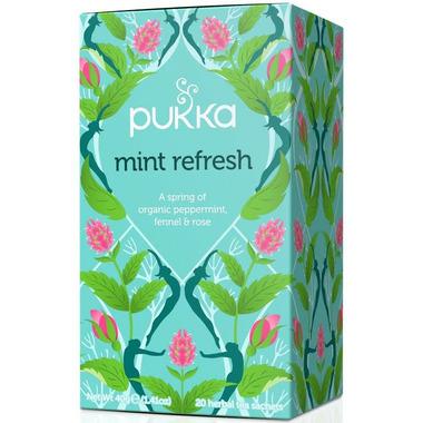 Pukka Mint Refresh Tea