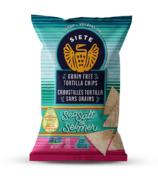 Siete Grain Free Tortilla Chips Sea Salt