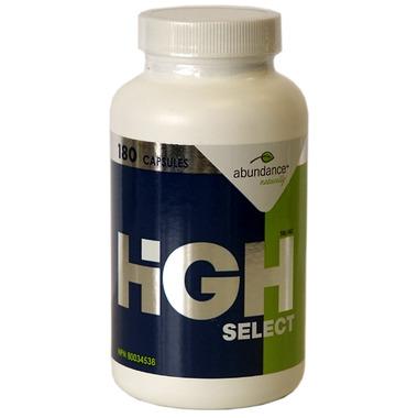 Abundance Naturally HGH Select Capsules