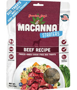 Grandma Lucy's Macanna Starters Beef Freeze Dried Dog Treats