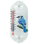 Bios Indoor/Outdoor Suction Cup Thermometer
