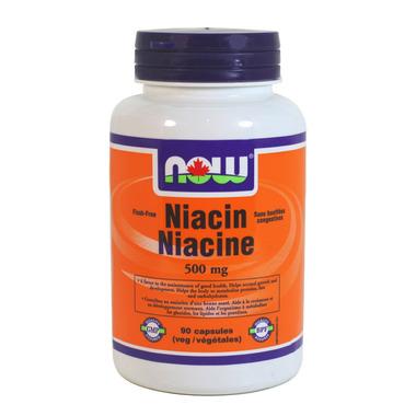 NOW Foods Flush-Free Niacin