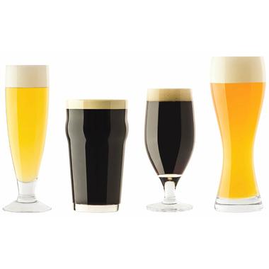 Artland Assorted Beer Glasses