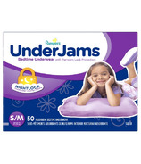 Pampers UnderJams Bedtime Girls Underwear