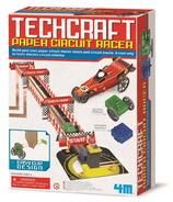 4M techcraft coureur de circuit de papier