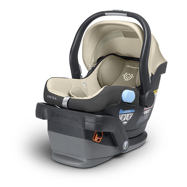 UPPAbaby MESA Infant Car Seat Lindsey Wheat