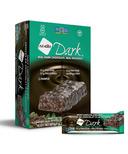 NuGo Dark Mint Chocolate Chip Protein Bar Case