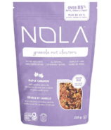 Nola Baking Co. Granola Nut Clusters Maple Cinnamon