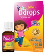 Vitamine D3 liquide pour enfants Ddrops