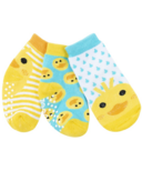 ZOOCCHINI Buddy Baby Socks Puddles the Duck 0-24 Months