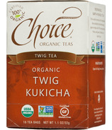 Choice Organic Teas Twig Kukicha Tea