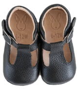 Aston Baby Shaughnessy Shoe Black