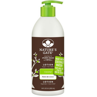 Nature\'s Gate Coconut Body Lotion