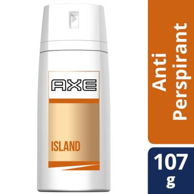 Axe White Label Island Dry Spray Antiperspirant
