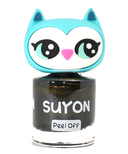 Suyon Nail Polish Awesome Owlia Black &Gold