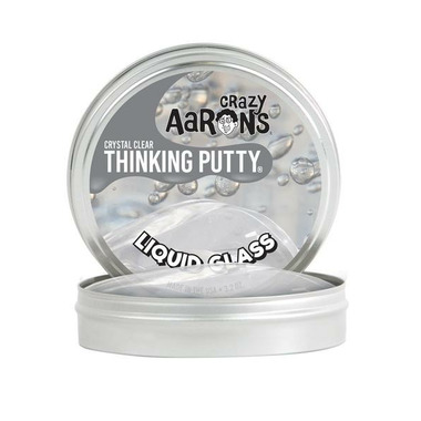 Crazy Aaron\'s Thinking Putty Liquid Glass
