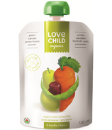 Love Child Organics Super Blends Baby Food Pouch With Quinoa