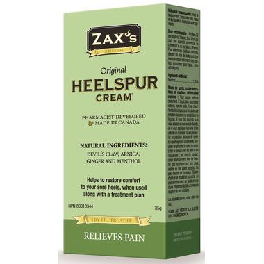 Zax\'s Heelspur Cream