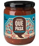Que Pasa Mexicana Mild Salsa